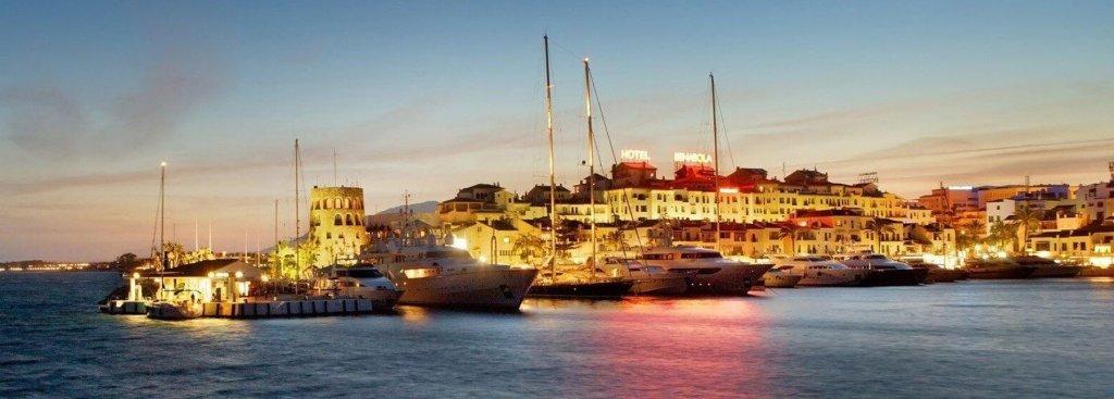 hotel benabola puerto banus marbella