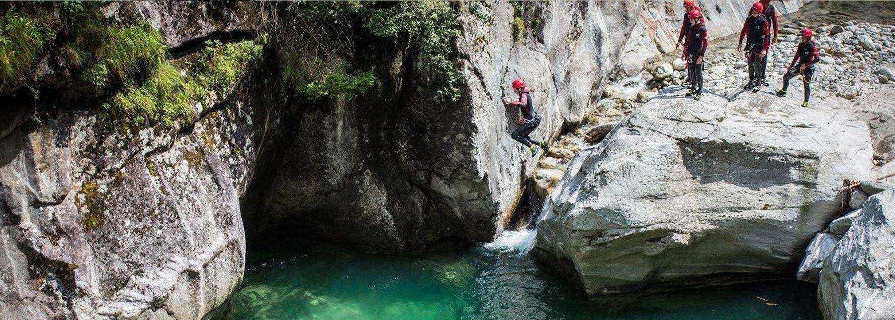 Marbella Canyoning