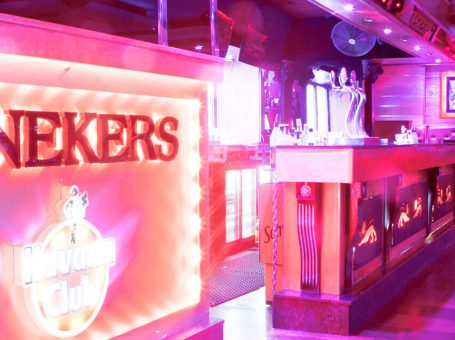 Linekers Bar Puerto Banus