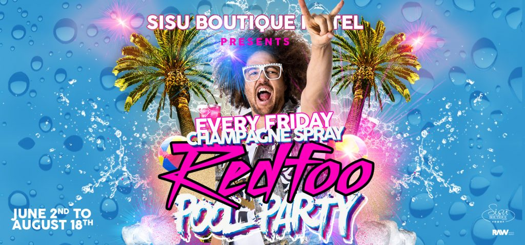 Red Foo in Marbella