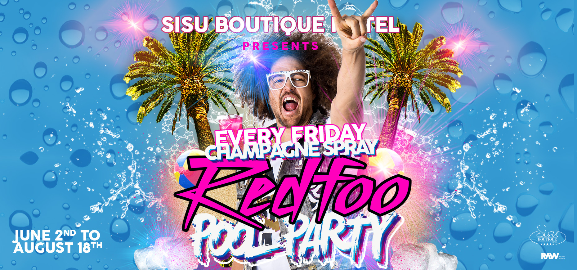 Redfoo - Champagne Showers