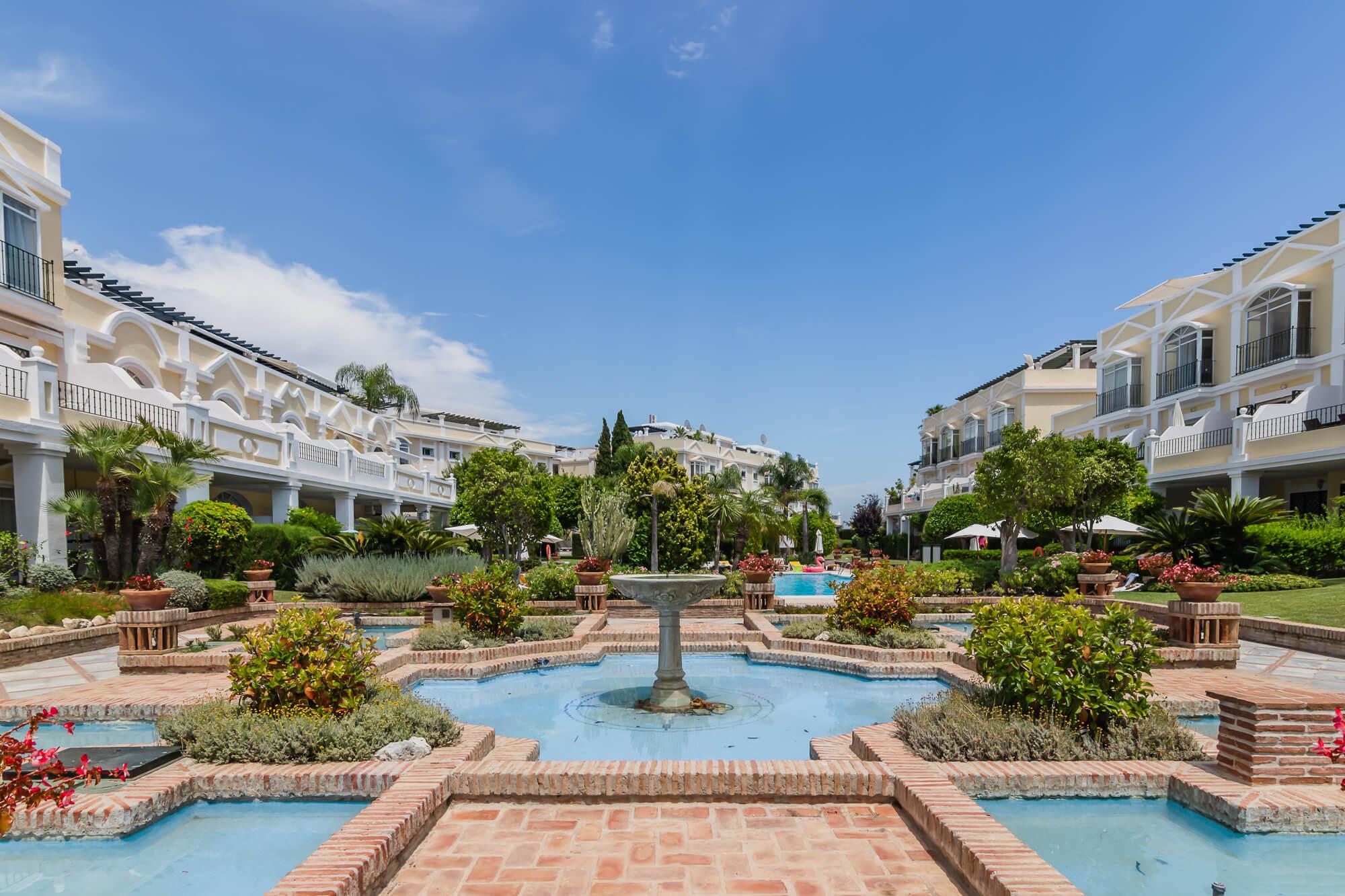 Aloha Gardens Marbella