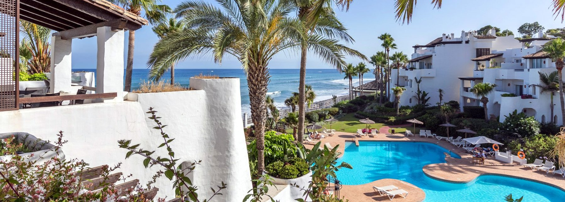 Marbella Beach Front Apartment