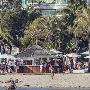colin francis at plaza beach 1 370x370 - Marbella Events