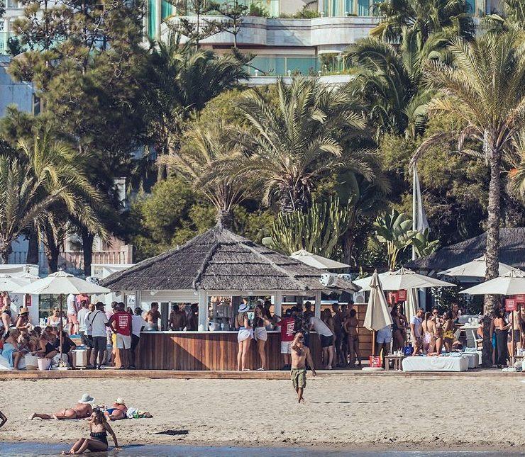 Colin Francis @ Plaza Beach