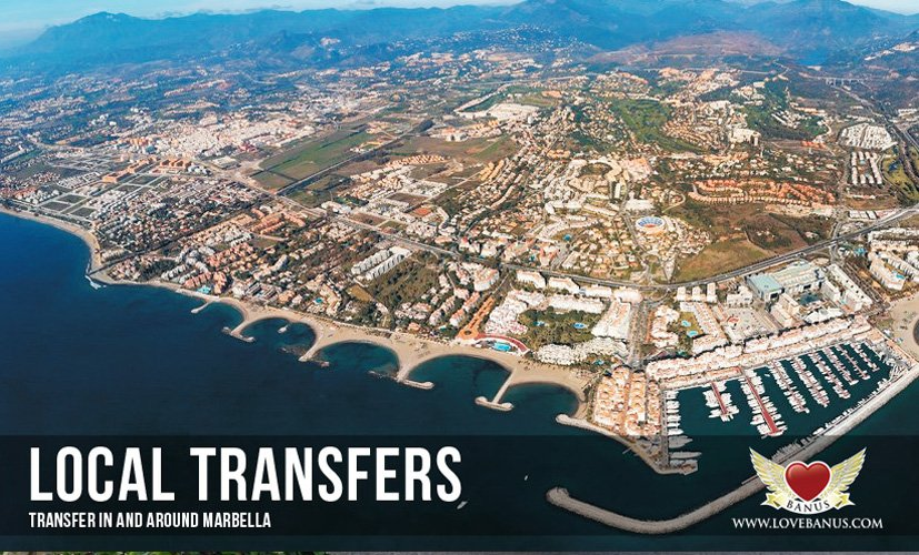 local transfers - Malaga Airport Transfers