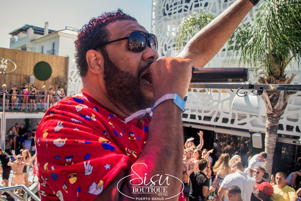 Fatman Scoop Pool Party