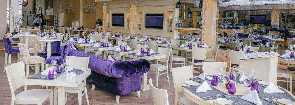 A1 Aretusa Marbella Restaurant